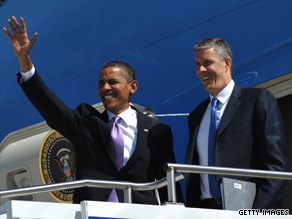 Obama and Arne Duncan
